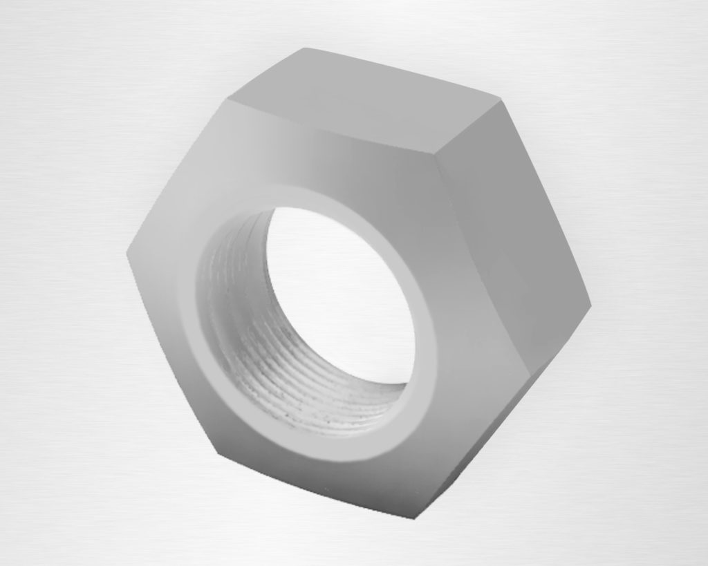 Replacement Nut For Tapered Spear