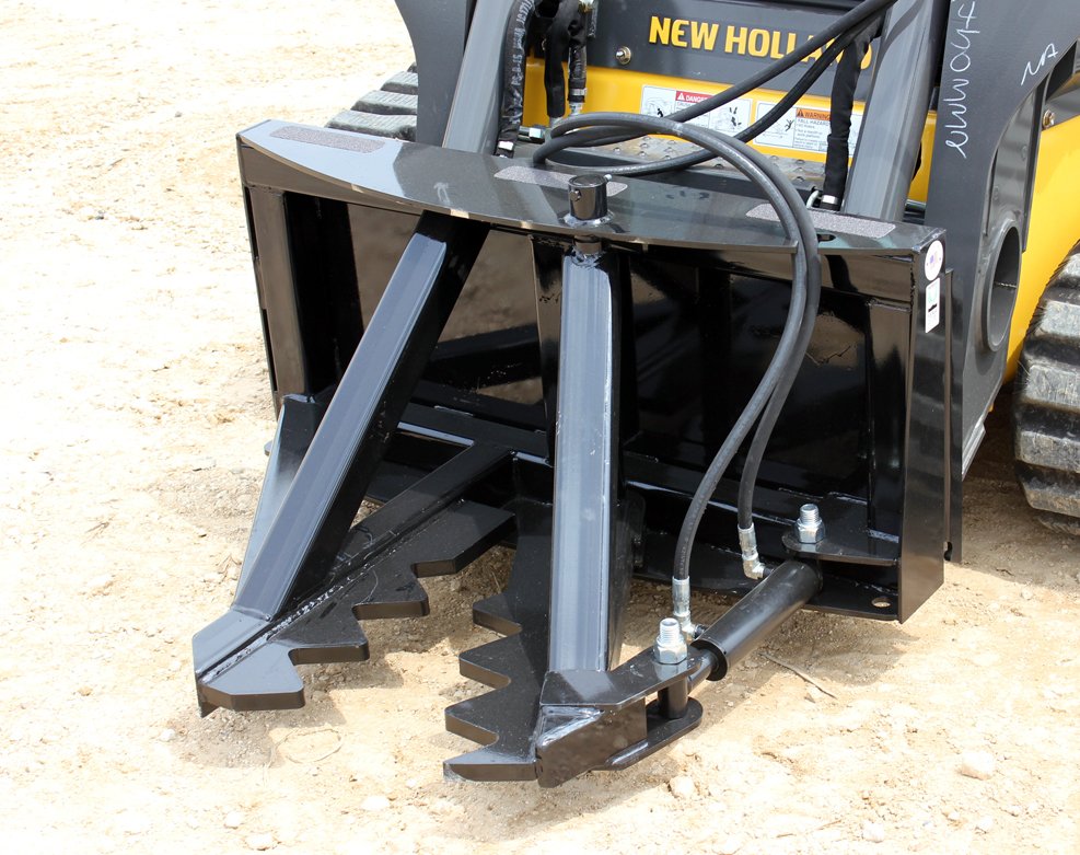 tree puller attachment